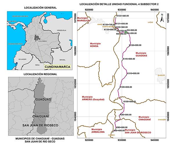 Unidad Funcional 4 – Cambao – Puerto Bogotá